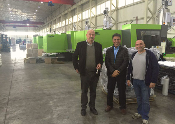 Superpex - NBN aims high in introducing advanced European push fit systems to Iranian market